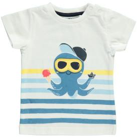 Baby Shirt mit Frontprint