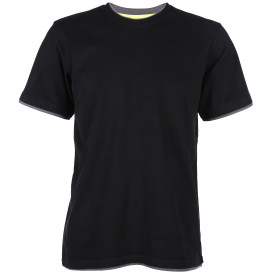 Herren Shirt im 2in1 Look