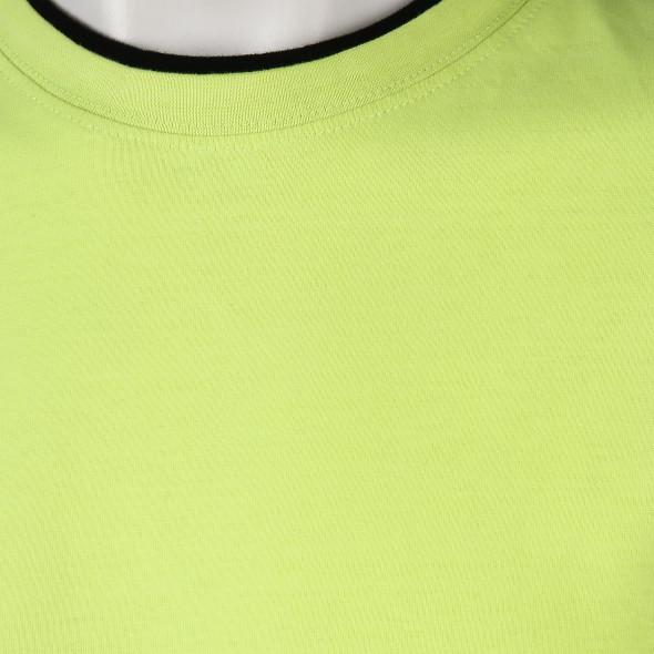 Herren Shirt im 2in1 Look