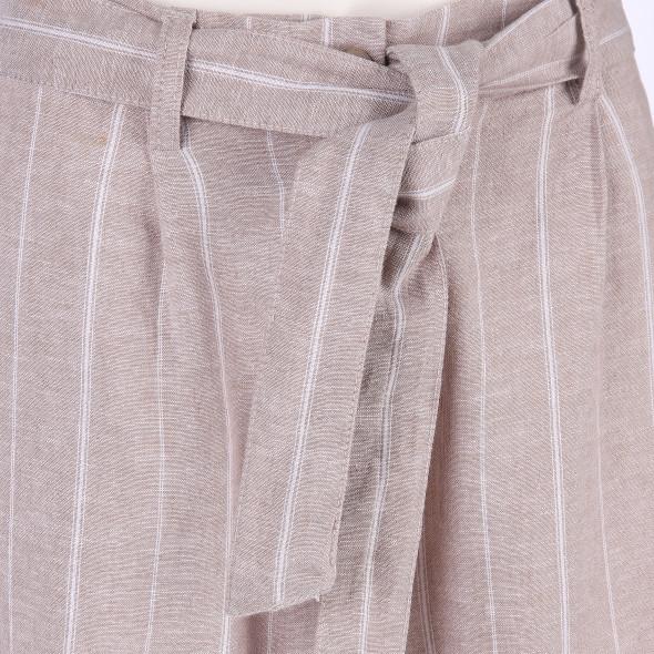 Damen Marlene-Hose mit Streifen