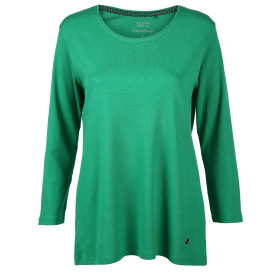 Damen Basic Shirt mit 3/4 Arm
