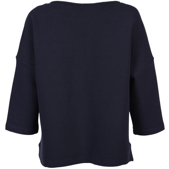Damen Sweatshirt mit 3/4 Arm