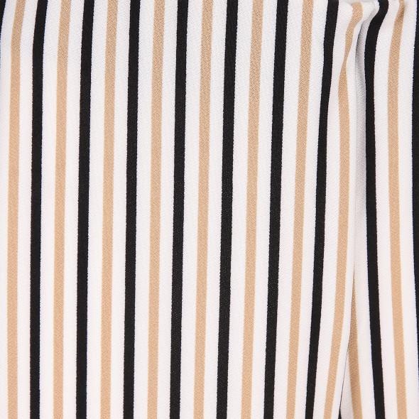 Damen Culotte mit elastischem Bund in 7/8 Länge