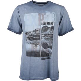 Herren T-Shirt mit Aufdruck