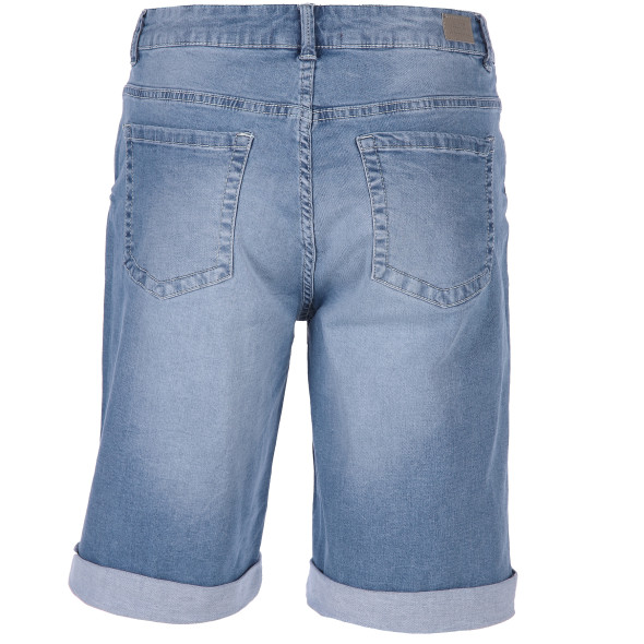 Damen Denim Bermuda
