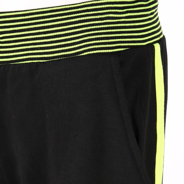 Damen Sporthose mit Neondetails
