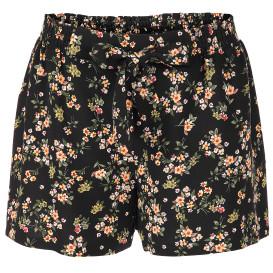 Damen Hotpants mit elastischem Bund