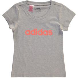 Mädchen T-Shirt mit Logo Schriftzug