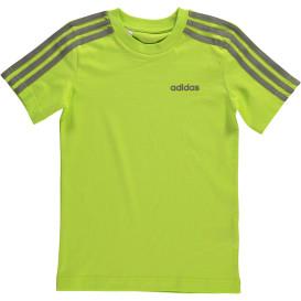 Jungen Sport Shirt mit Logostreifen