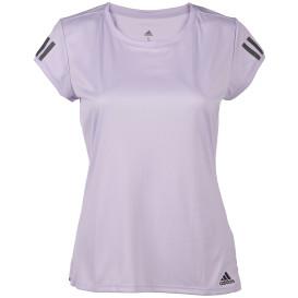 Damen Sport Shirt mit Logostreifen