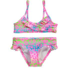 Mädchen Bikini Set mit Volant