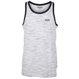 Herren Tanktop in melierter Optik