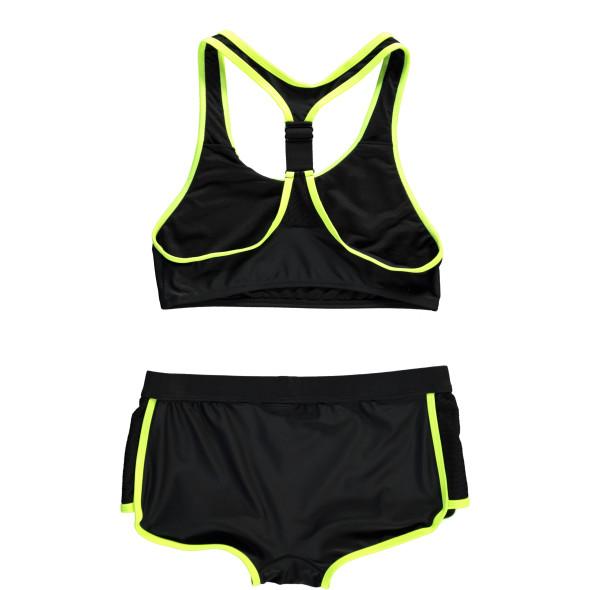 Mädchen Bustier Bikini Set