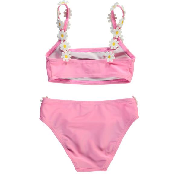 Mädchen Bikini Set mit Blümchen