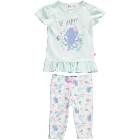 Baby Set, best. aus Tunika und Leggings