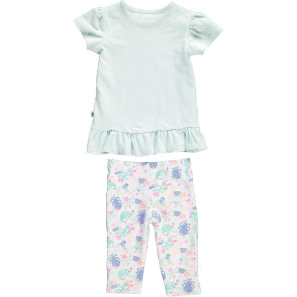 Baby Set, best. aus Tunika und Leggings