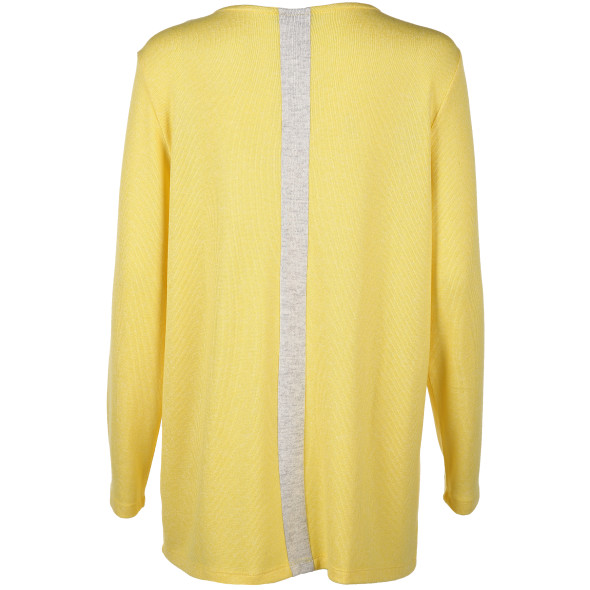 Damen Cardigan in Strickoptik