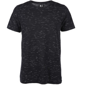 Herren T-Shirt in melierter Optik