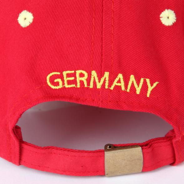 Herren Cap  mit Deutschland Motiv