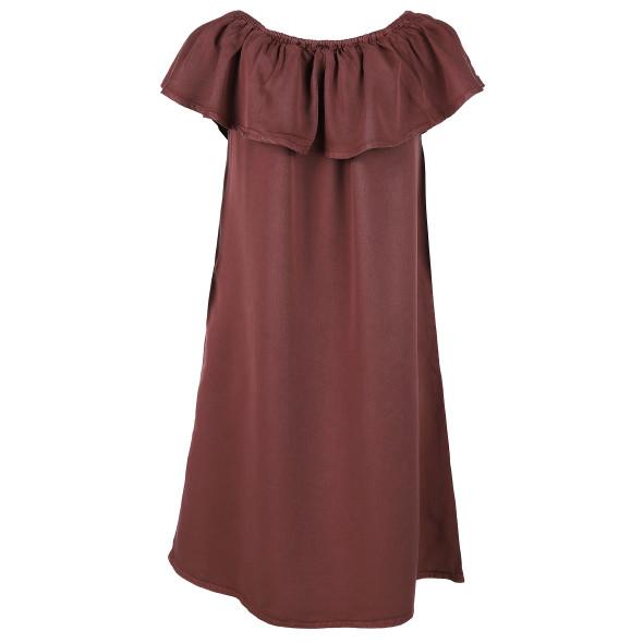 Vero Moda VMMIA FLOUNCE SUMMER Kleid