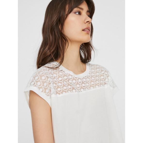 Vero Moda VMSOFIA SS LACE TOP G Shirt