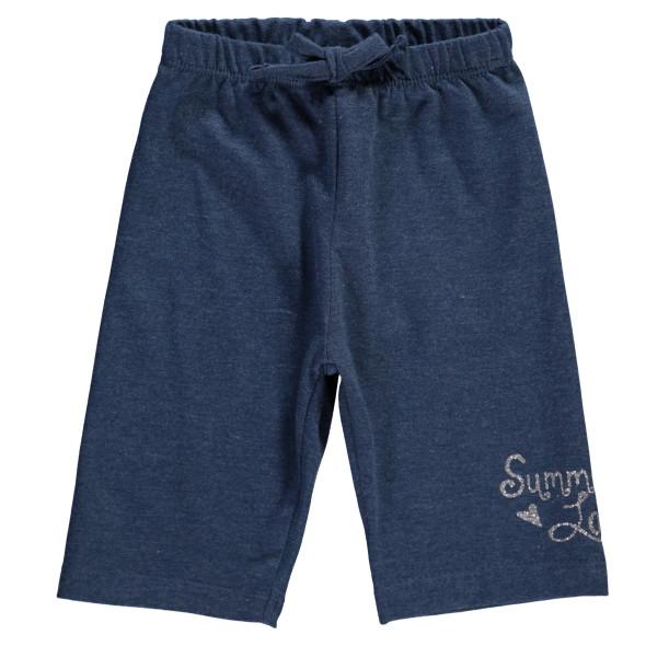 Baby Capri Leggings unifarben