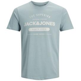 Jack&Jones JJEJEANS TEE SS CREW T-Shirt mit Aufdruck