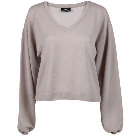 Damen Pullover mit feiner Strucktur