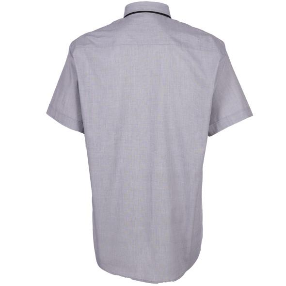 Herren Cityhemd mit kurzem Arm