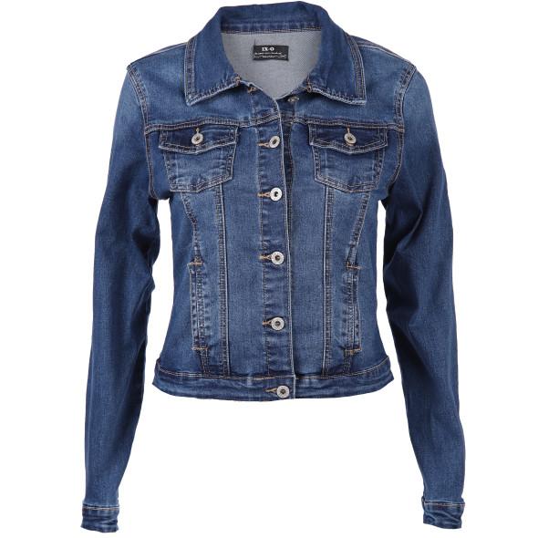 Damen Jeansjacke mit hohem Stretchanteil