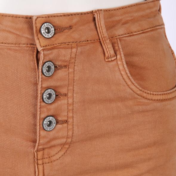 Damen Highwaisted Shorts