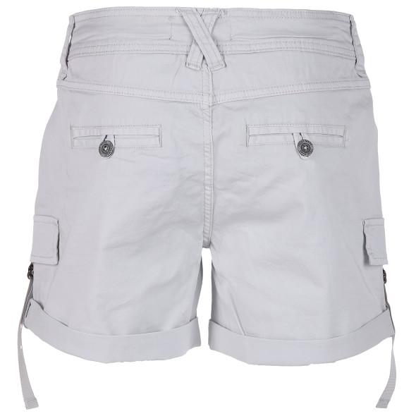 Damen Shorts mit Umschlag und Riegel