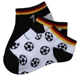 Baby Fussball Socken im 3er Pack