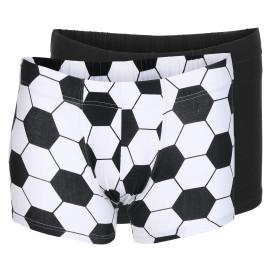 Herren Retro Shorts im 2er Pack
