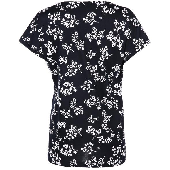 Damen T-Shirt im Alloverprint
