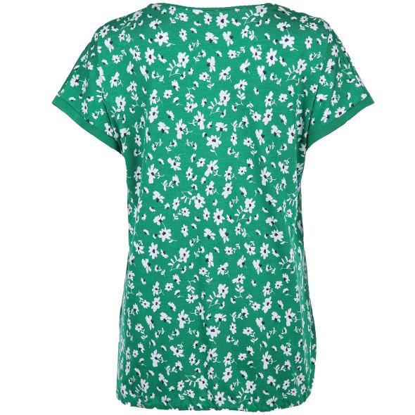 Damen T-Shirt mit Bindeband