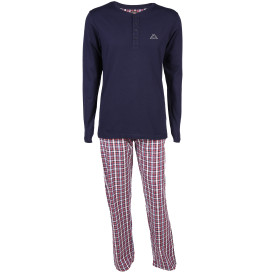 Herren Pyjama in langer Form