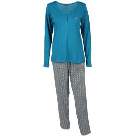 Damen Schlafanzug in langer Form
