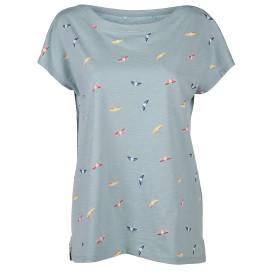 Damen Shirt mit Minimalprint