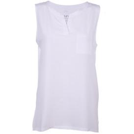 Damen Top im Materialmix