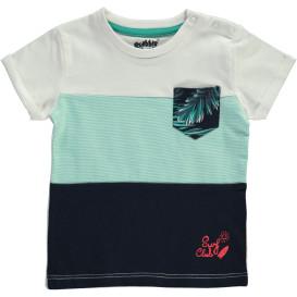 Baby Jungen Shirt im Colorblocking