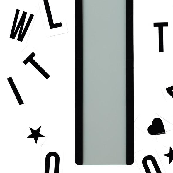 LED Lichtbox mit 85 Buchstaben und Zeichen