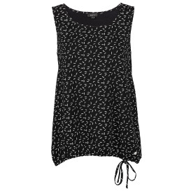 Damen Top mit Alloverprint