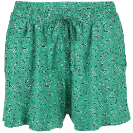 Damen Shorts mit Minimalprint