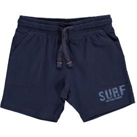 Jungen Shorts mit kleinem Druck