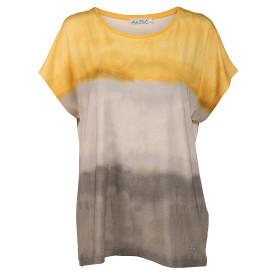 Damen Shirt mit Farbverläufen