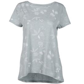 Damen Shirt in melierter Optik