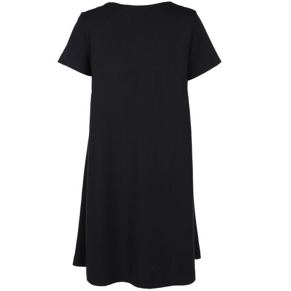 Damen Kleid in lockerer Form