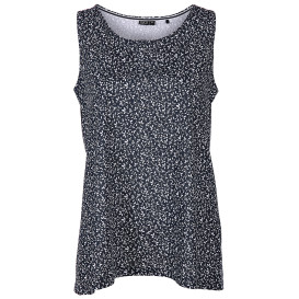 Damen Tank Top im Minimalprint
