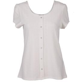 Damen Shirt mit hübscher Struktur